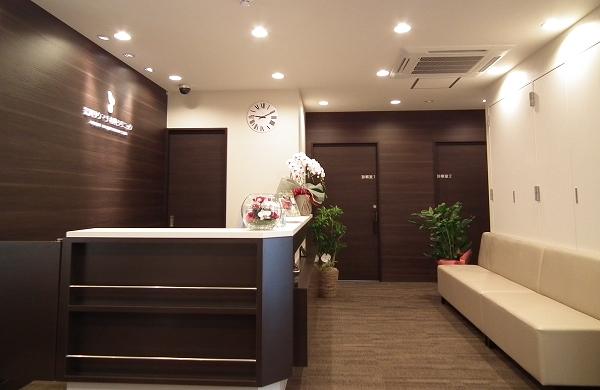 湯川リウマチ内科クリニック待合室