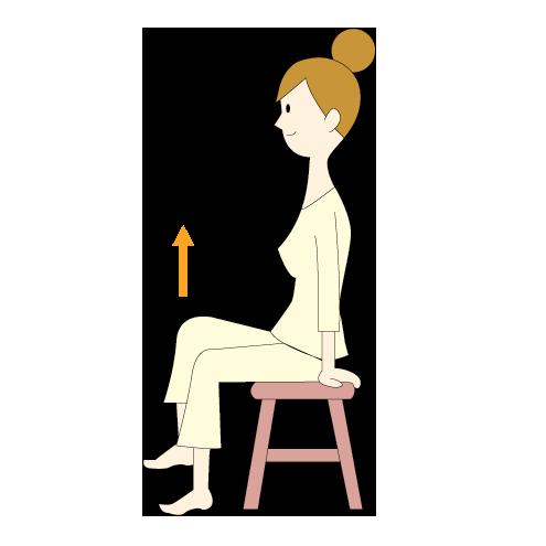 10:股関節を曲げる