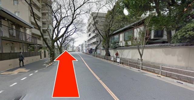 武蔵境駅 南口から湯川リウマチ内科クリニックまで(4)