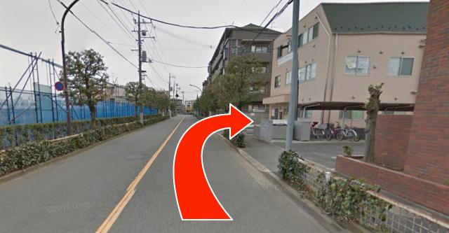 武蔵境駅 nonowa口から湯川リウマチ内科クリニックまで(6)