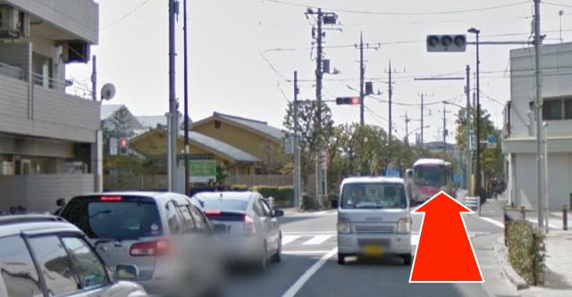 武蔵境駅 nonowa口から湯川リウマチ内科クリニックまで(4)